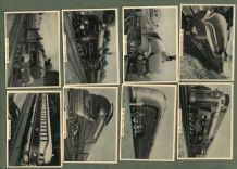Collectable  Cigarette cards set Speed Land Sea & Air